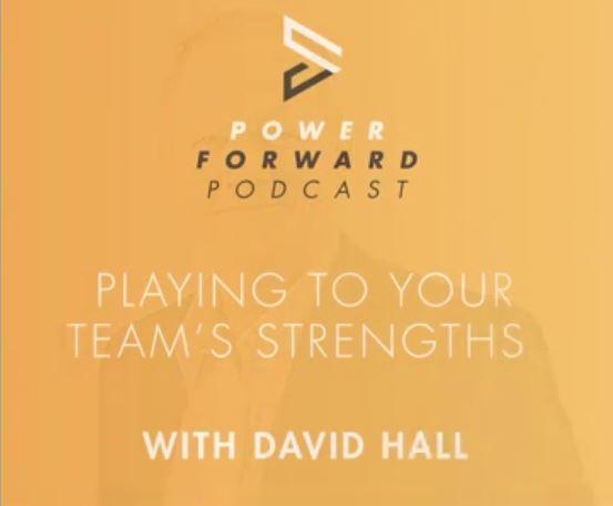 Power forward podcast