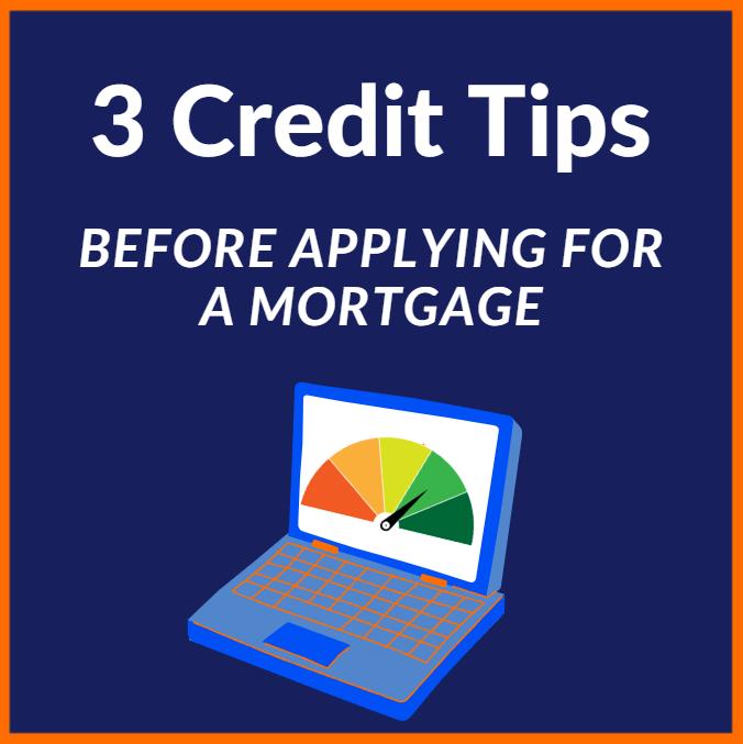3 Credit tips