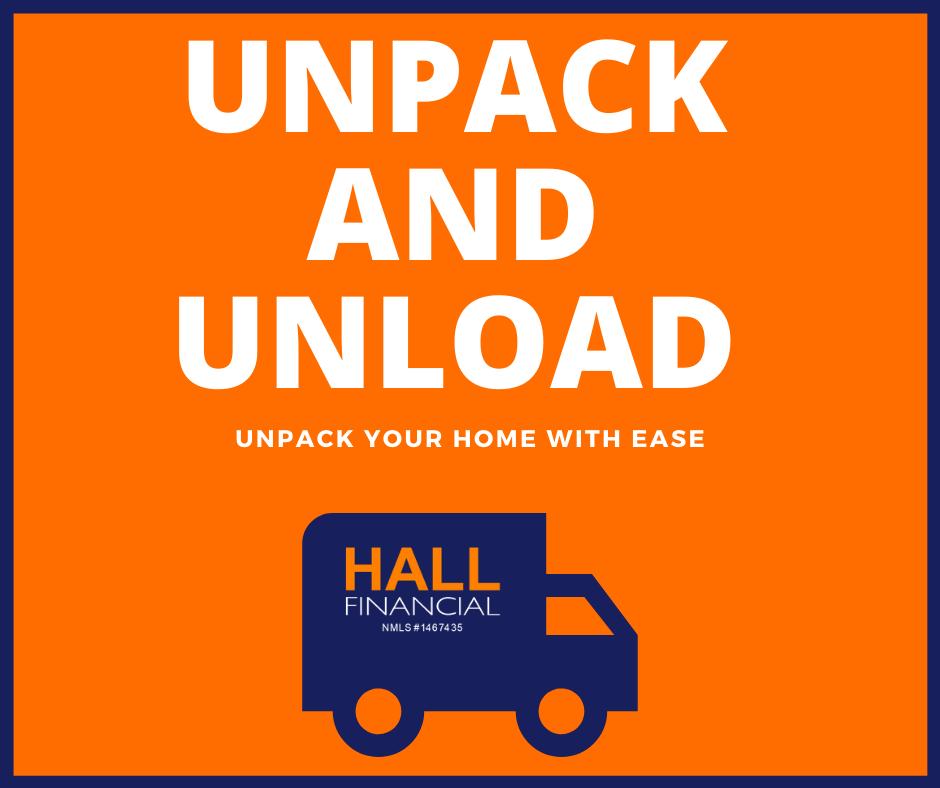 Unpack and unload blog image