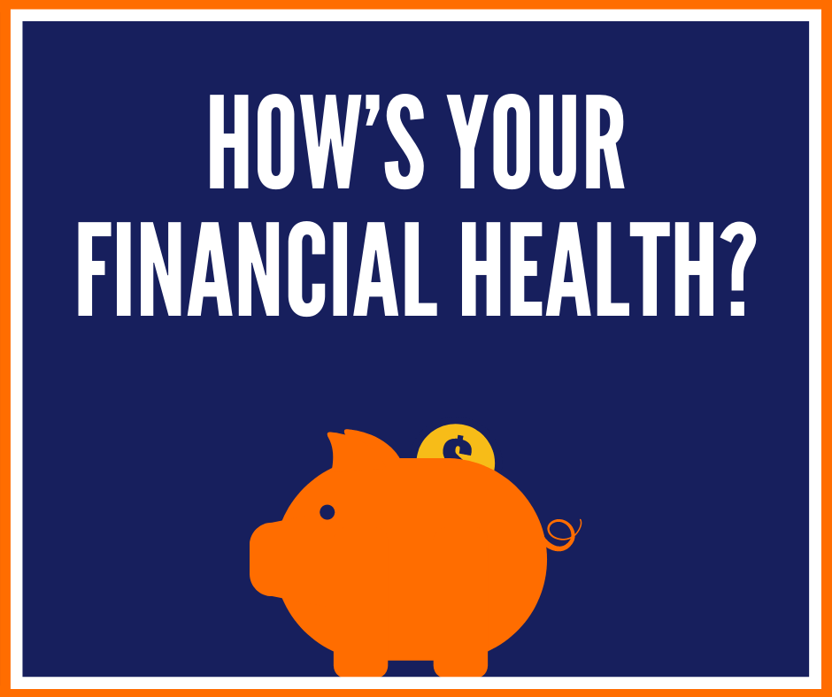 House your financial health pic