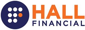 Hall Financial Logo