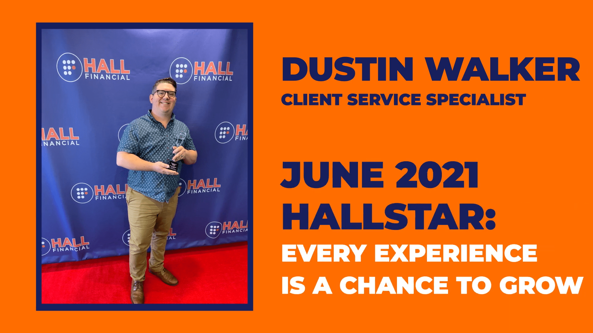 HAllstar blog Dustin